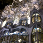 Casa Batllo. Take a wild guess who the architect was
