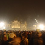 Fireworks at Museumplein...The countdown begins!