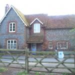 Pretty English house