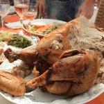 One massive turkey