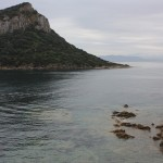 Walk to Capo Figari