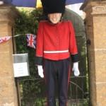 Prince William..sexy scarecrow..