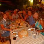 Family photo at Sa Crescia Ezza