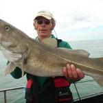 My cod! Ok..Nigel's cod