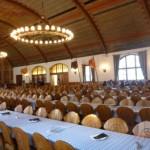 Inside Hofbrauhaus