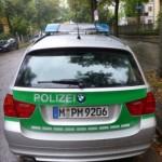 BMW Police cars