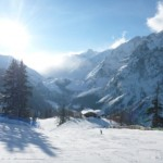 Beautiful Courmayeur