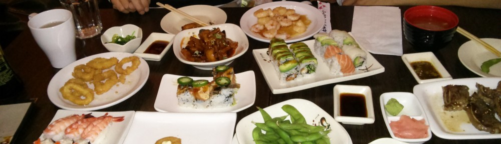 Doing it right at Sushi D