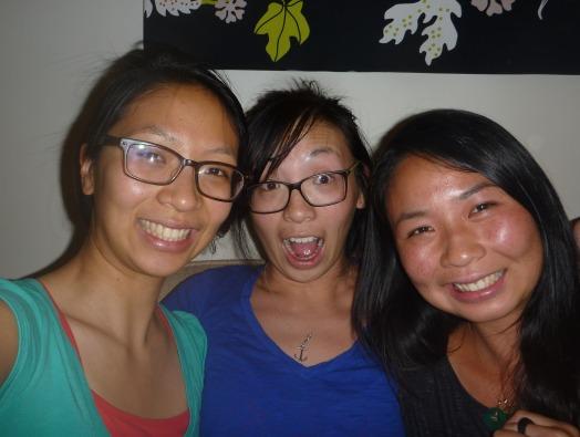 Thanksgiving sister reunion!
