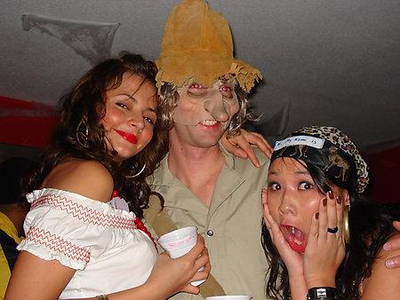 Scary times Halloweening